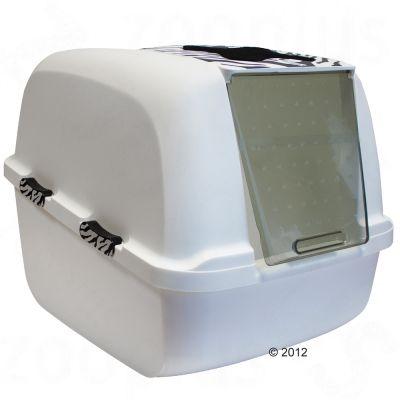 Maison de toilette pour chat Catit White Tiger