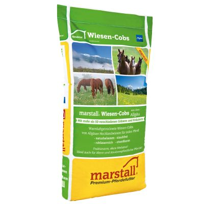 Marstall Pellet di erba di prato