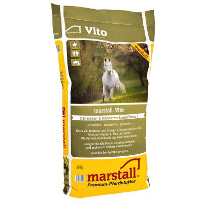 Marstall Vito Muesli pour cheval