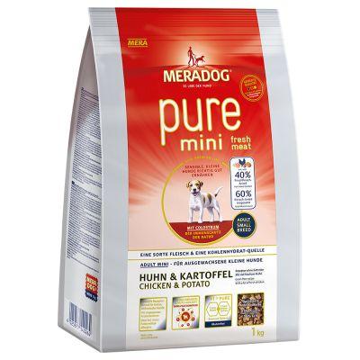Mera Dog High Premium Pure Mini Fresh Huhn & Kartoffel