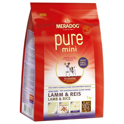 Mera Dog High Premium Pure Mini Lamm & Reis
