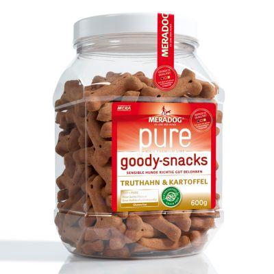 Meradog pure Goody Snacks 600 g