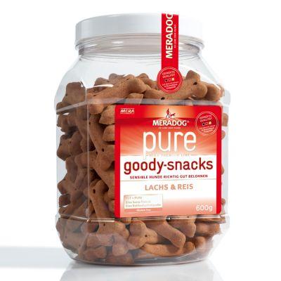 Meradog pure Goody snacks para perros