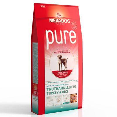 Meradog pure Truthahn & Reis