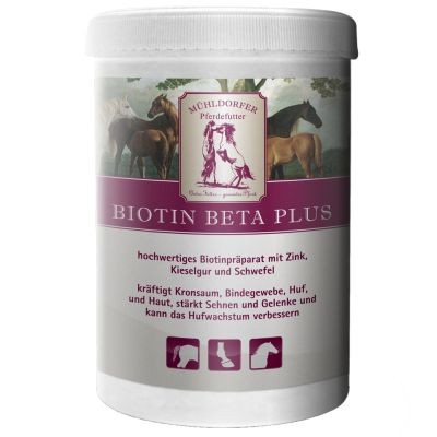 Mühldorfer Biotina Beta Plus