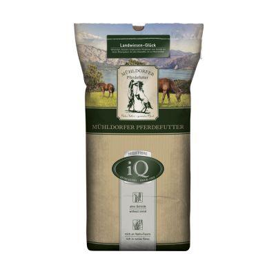 Mühldorfer IQ Landwiesen Glück senza cereali