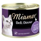 Miamor Deli Dinner 6 x 175 g