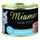 Miamor Feine Filets 6 x 185 g
