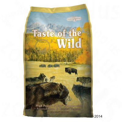 Miješano pakiranje 2 x 13 kg Taste of the Wild po akcijskoj cijeni!