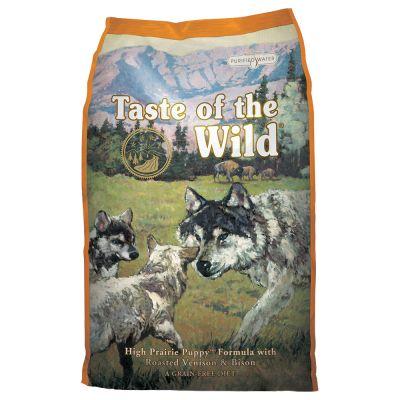 Miješano pakiranje: 2 x 13 kg Taste of the Wild Puppy