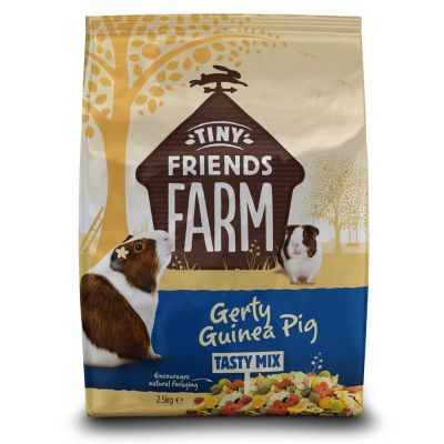 Mix gustoso Tiny Friends Fam Gerty Guinea Porcellini d'India