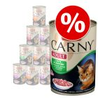 Mix Sparpaket Animonda Carny Adult 12 x 400 g