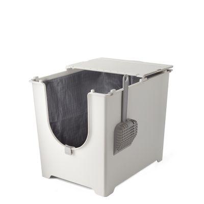 modko katzentoilette flip g nstig bei zooplus. Black Bedroom Furniture Sets. Home Design Ideas