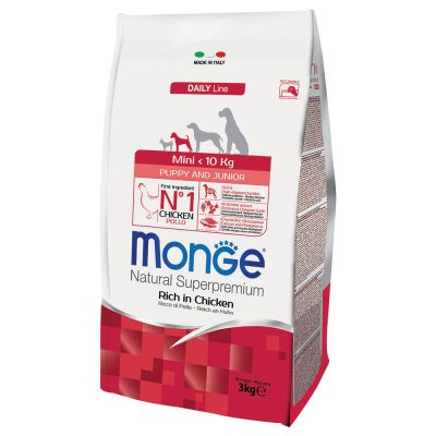Monge Superpremium + 500 g gratis!