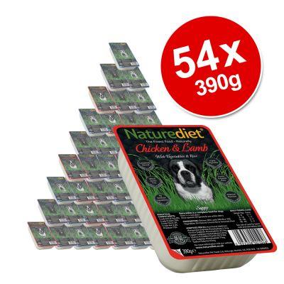 Naturediet Mixed Saver Pack 54 x 390g