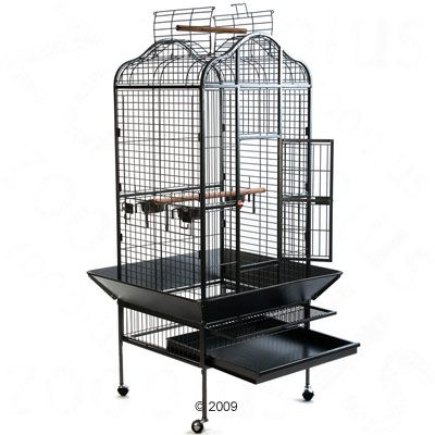 Noble Parrot Cage