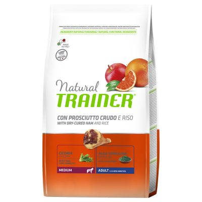 Nova Foods Trainer Natural Adult Medium Prosciutto