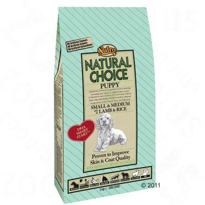 Nutro Natural Choice Lamb And Rice Puppy Food Review