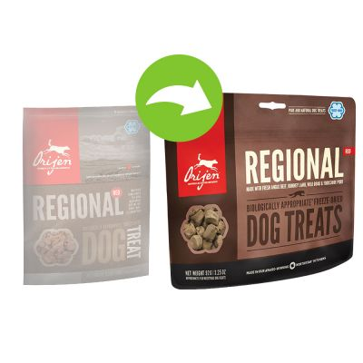 Orijen Snack Regional Red Dog