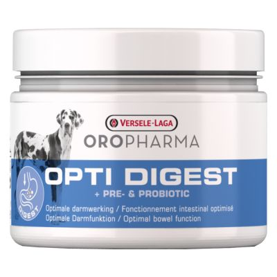 Oropharma Opti Digest Dog Supplement