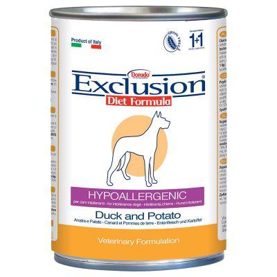 Pacco misto Exclusion Diet Hypoallergenic 12 x 400 g