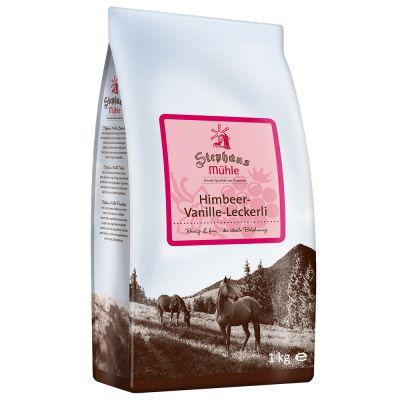 Pacco prova misto snack per cavalli Stephans Mühle