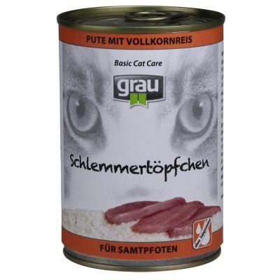 Pack Ahorro: Grau para gourmets 24 x 400 g