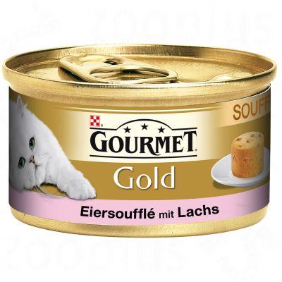 Pack Económico Gourmet Gold Seleção Soufflé 24 x 85 g