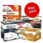 Pack malin : lot mixte Gourmet pour chat