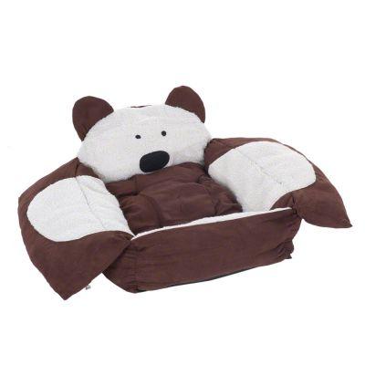 panier pour chien en peluche polaire et velours prix avantageux chez zooplus panier ourson. Black Bedroom Furniture Sets. Home Design Ideas
