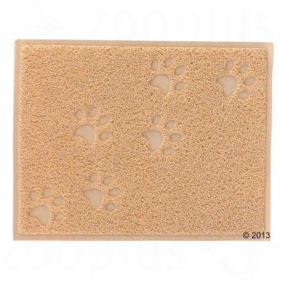 Paw Print Litter Tray Mat Free P Amp P On Orders 163 29 At