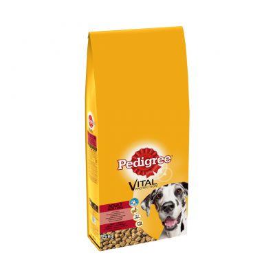 Préférence Pedigree Adult Maxi > 25 kg, bœuf - Croquettes pour chien - zooplus IV16
