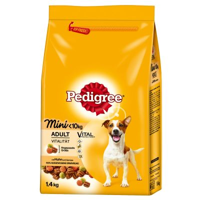 Pedigree Adult Mini Chicken Amp Vegetables Buy Now At Zooplus