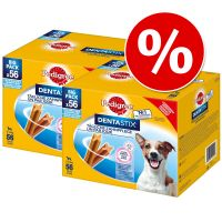 Pedigree Dentastix Daily Oral Care Saver Pack - 100 + 12 Free!