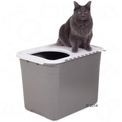 Petmate Top Entry Cat Litter Box