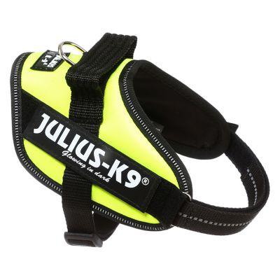 Pettorina Julius-K9 IDC® Power - giallo fluo