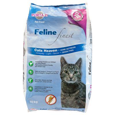 Porta Feline Finest Cats Heaven Great Deals At Zooplus - Porta 21