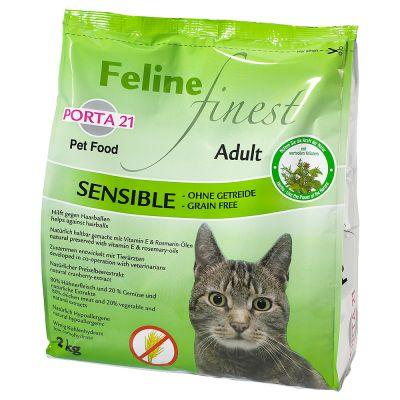 Porta 21 Feline Finest Sensible sin cereales