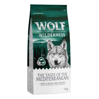 Prezzo prova! 1 kg Wolf of Wilderness Adult