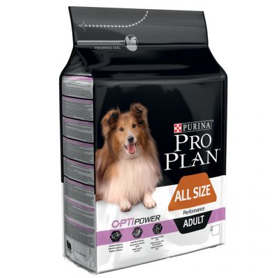 PRO PLAN All sizes Adult Performance OPTIPOWER
