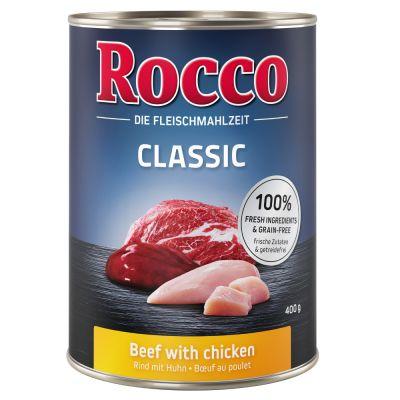 Probeer nu: 1 Rocco Blik 400 g