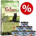 Probeerset: Purizon 400 g  & Cosma Nature 6 x 70 g