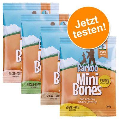 Probierpaket Barkoo Mini Bones (semi-moist)