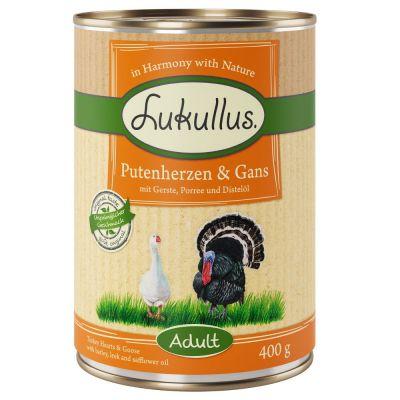 Probierpaket 5 kg Markus-Mühle + 6 x 400 g Lukullus