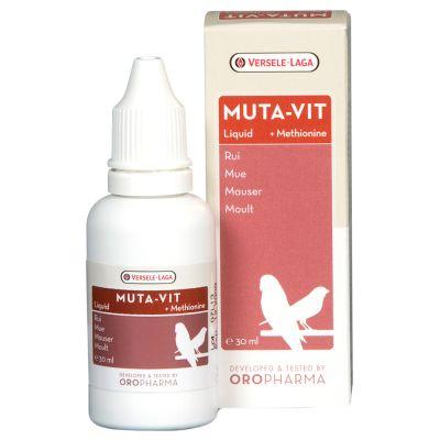 Producto para la muda de plumas Versele-Laga Muta-Vit Liquid