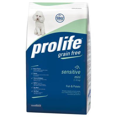 Prolife Grain Free Sensitive Mini Pesce & Patate