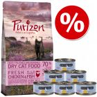 Provpack Kitten: Purizon 400 g & Cosma Nature 6 x 70 g