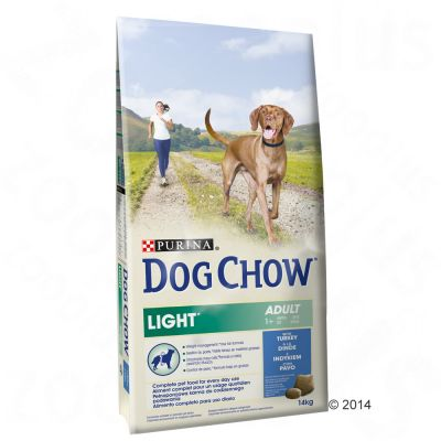 Purina Dog Chow Adult Light Tacchino (ex Tonus)