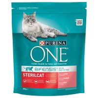 Purina ONE Sterilcat mit Lachs