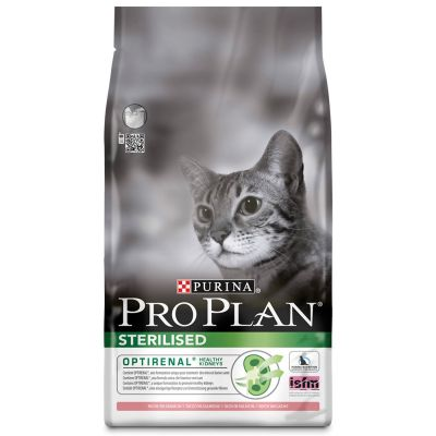 PURINA PRO PLAN Sterilised riches en saumon pour chat